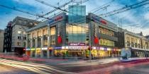 barona centrs, arhitektūras foto, arhitektūras fotogrāfs, baltic pictures