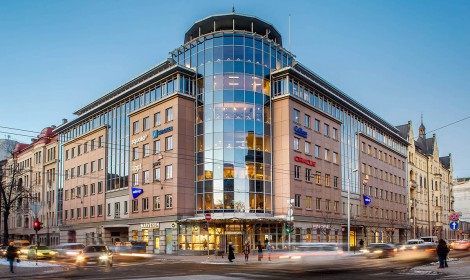 valdemāra centrs, arhitektūras foto, arhitektūras fotogrāfs, baltic pictures